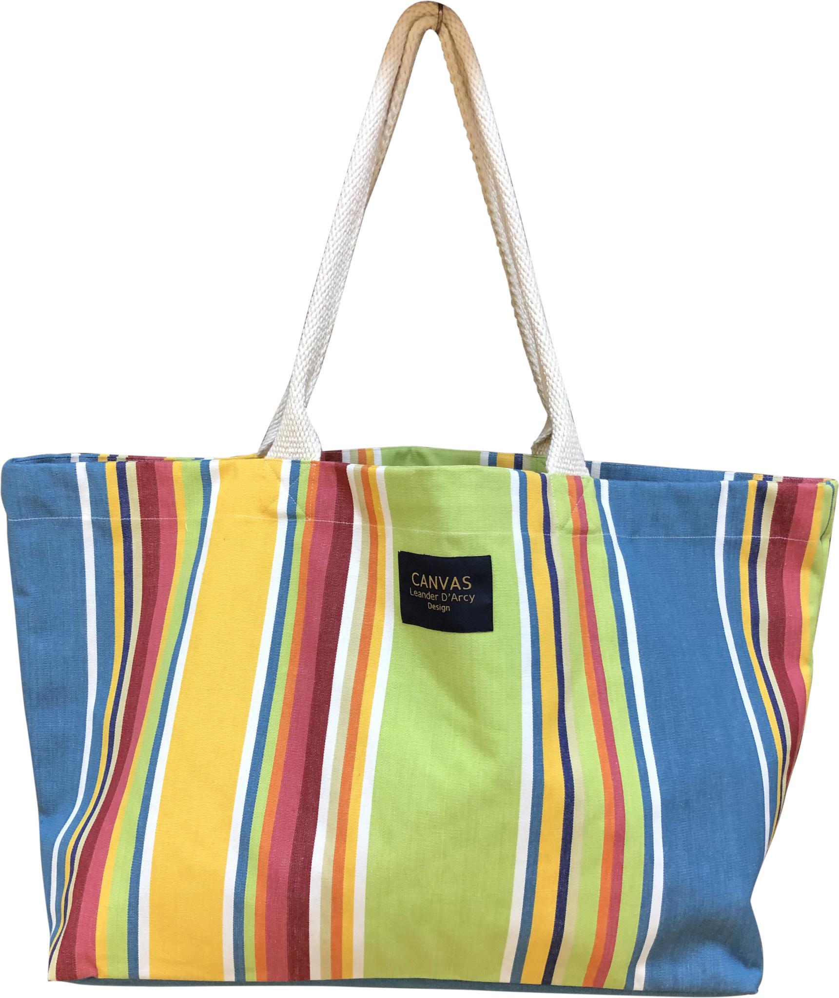Large Tote Bag Smoothie