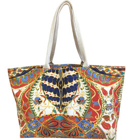 Extra Large Tote Bag Ankara