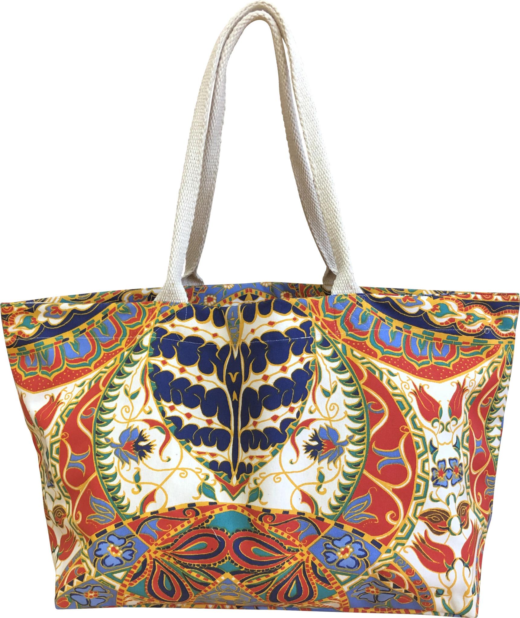Large Tote Bag Ankara
