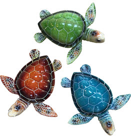 Colourful Turtle - Large