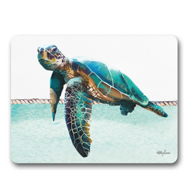 Placemat set with Turtle Design