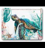 Placemat set of 6 Turtle OCEAN