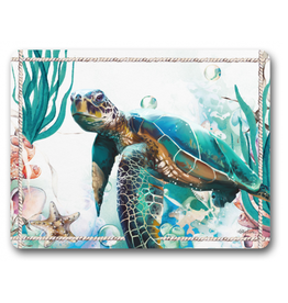Placemat set of 6 Turtle OCEAN