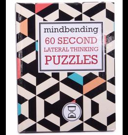 Mindbender 60 Second Book