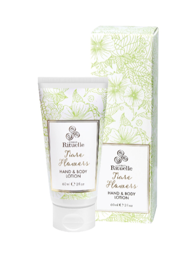 Hand/Body Lotion Tiare Flowers