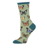 Socks Ladies Butterflies