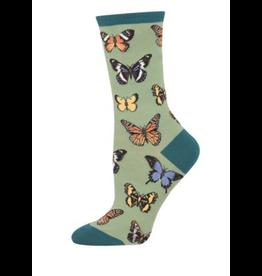 Socks Ladies Butterflies