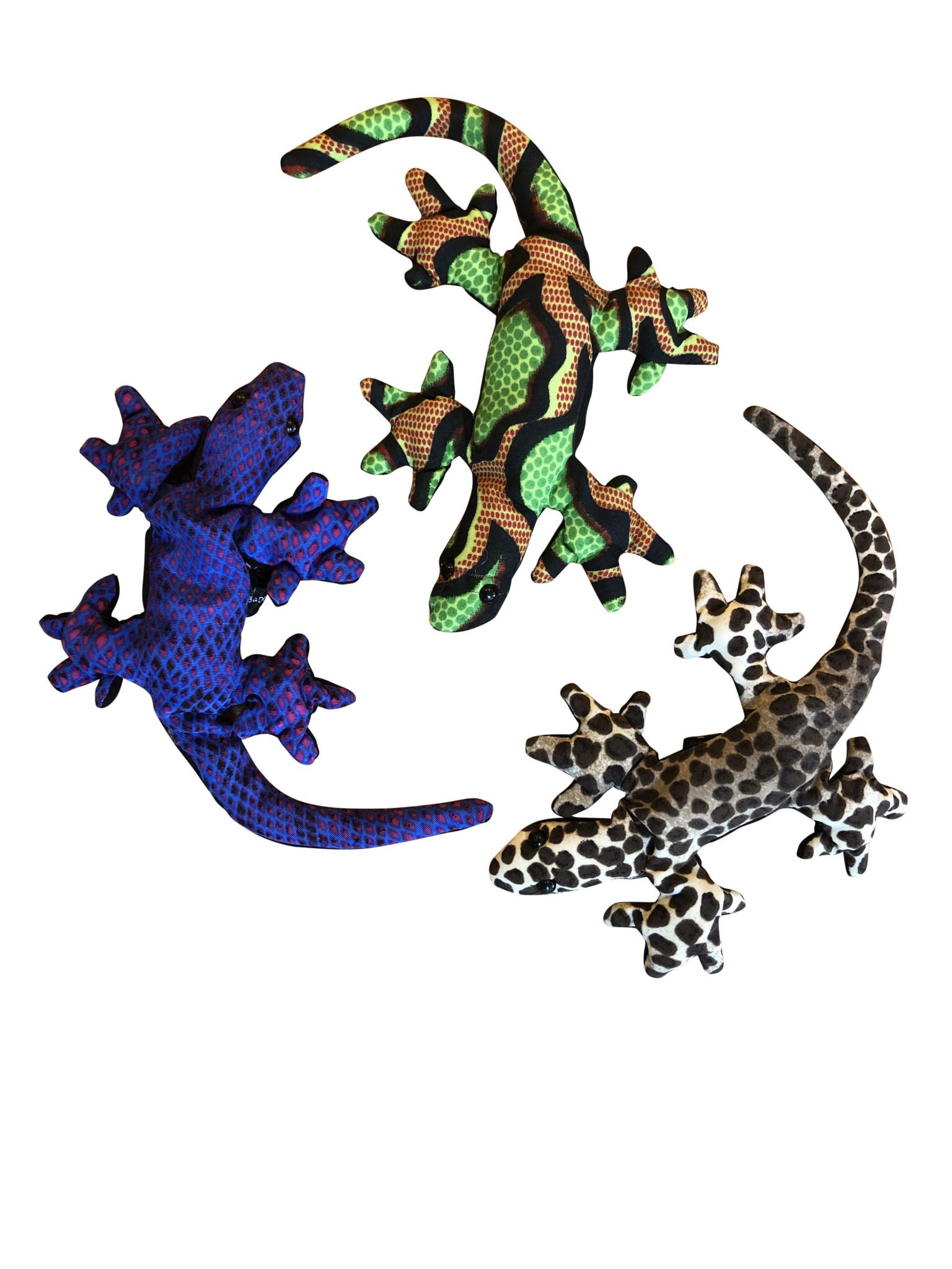 Sand Filled Gecko - Medium