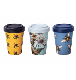 Bamboo Keep Cup - Bees