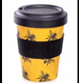 Bamboo Keep Cup - Bees