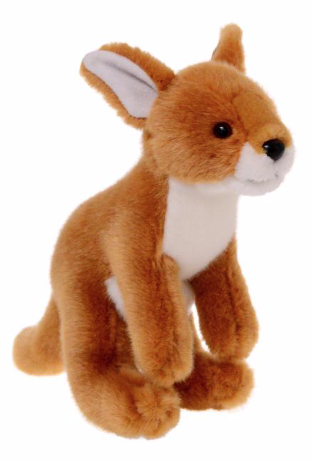 Animalia Kangaroo Plush Toy
