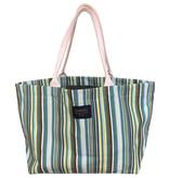 Large Tote Bag Leonard - Green