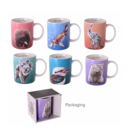 Mugs - Australian Animals