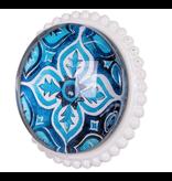 Doorknob Saint Metal Glass