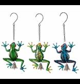 Frog Garden Bell