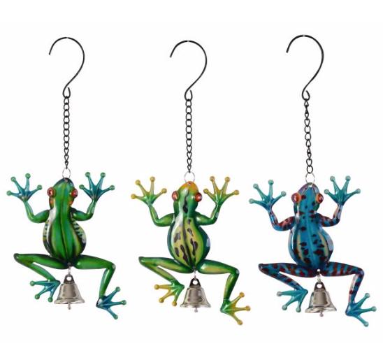 Garden Bell - Frog