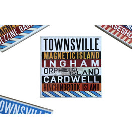 Coaster - Townsville (Townsville - Hinchinbrook Island)