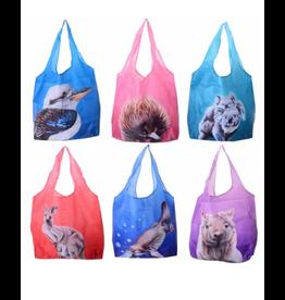 Reusable Bags Australian Native Animals
