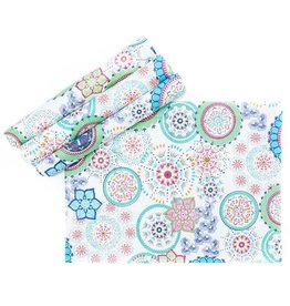 Placemat set Wildflower Blue