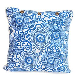 Anthea Blue Cushion Cover