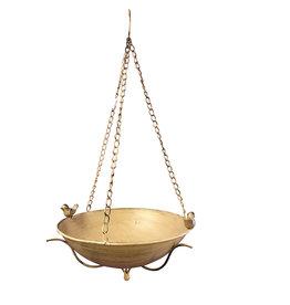 Hanging Metal Bird Bath