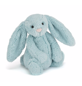 Toy - JellyCat Bashful Blue Bunny Medium