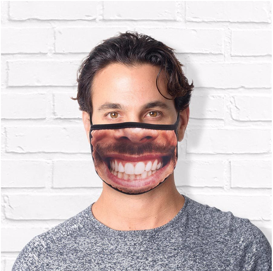 Funny Face Mask