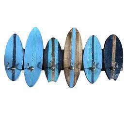 Wooden Surfboard Hanger