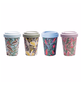 Bamboo Keep Cup - Birds