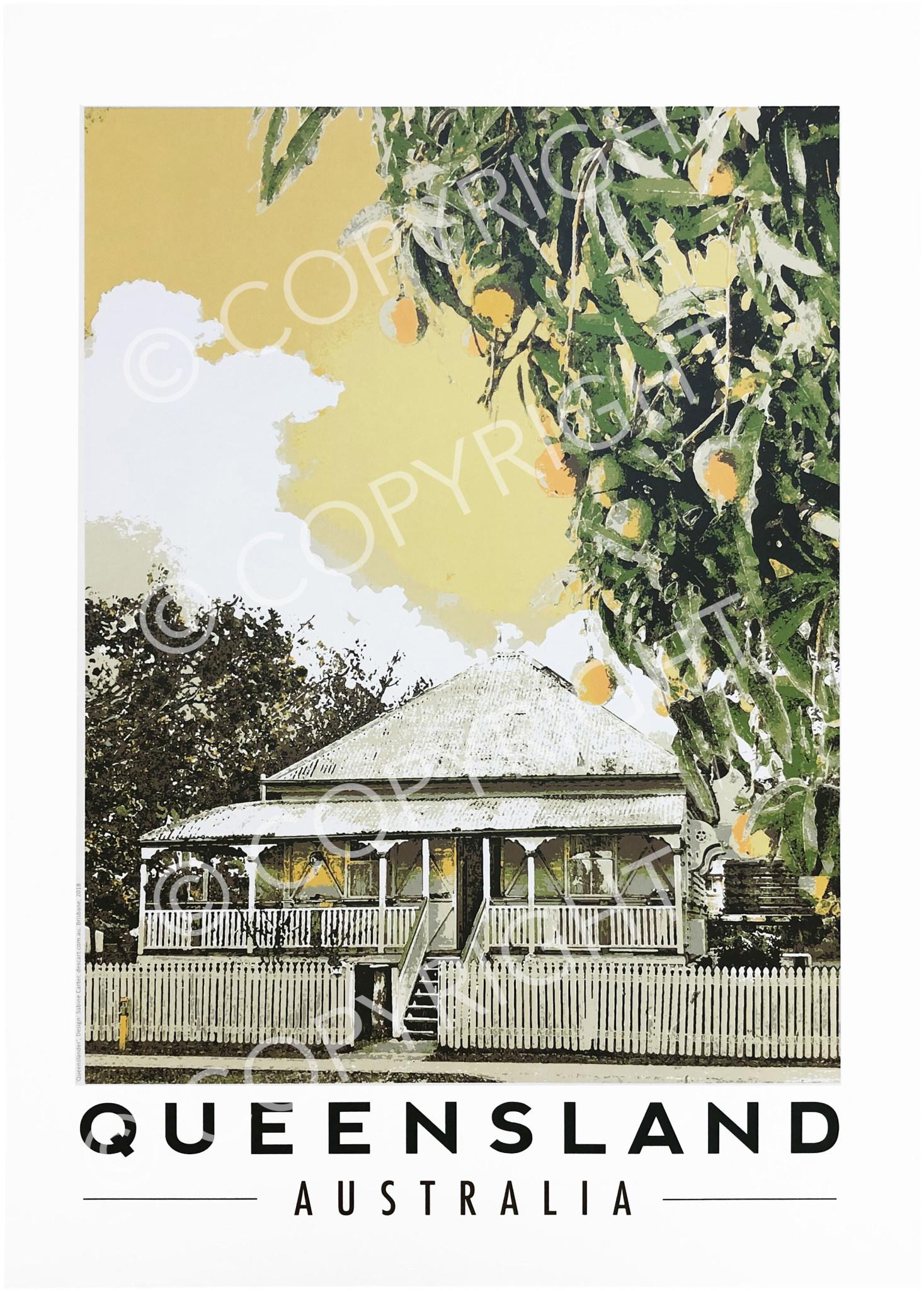 Townsville Poster Queensland