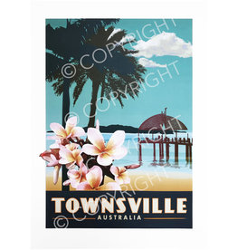 Poster Townsville Strand
