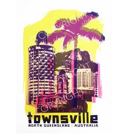Poster Townsville Sugar Shaker