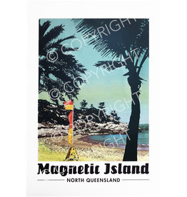 Poster Townsville/Magnetic Island Alma Bay