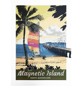 Poster Townsville/Magnetic Island Picnic Bay