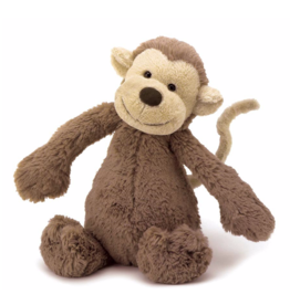 Toy - JellyCat Bashful Monkey Medium
