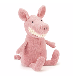 Toy - JellyCat Toothy Pig