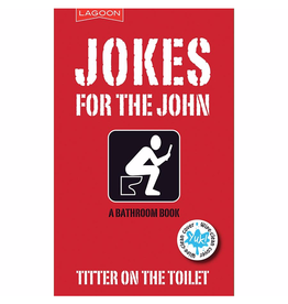 Book for the Bathroom- Jokes for the John