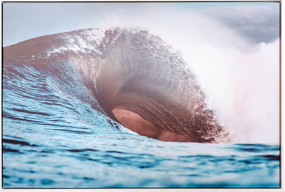 Floating Frame - Surf