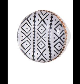 Adisa Metal with Glass Doorknob
