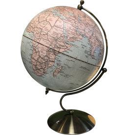 Globe Antique Ocean