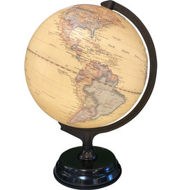 Globe Antique w Led Light  30 cm