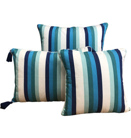 Cushion Cover - Green Blue