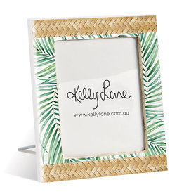 Photo Frame Palm and Rope