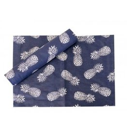 Placemats set Pineapple