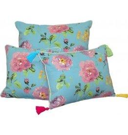 Cushion Cover - Monet Blue