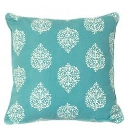 Avalon Turquoise Cushion Cover
