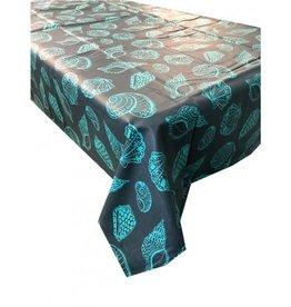 Coastal Sea Shell Tablecloth