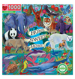 Jigsaw Puzzle- Planet Earth