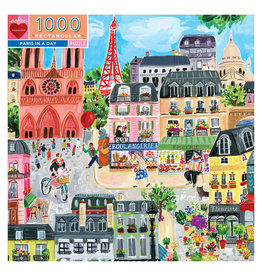 Jigsaw Puzzle- Paris in a Day