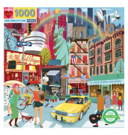 Jigsaw Puzzle- New York City Life